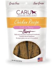 Caru Natural Recipe Beef, Chicken or Duck Bars (Flavor: Chicken)