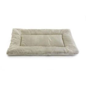 "Pet Dreams Classic Sleep-ezz Pet Bed (Color: Khaki, Size: X-SMALL 19""x13"")"
