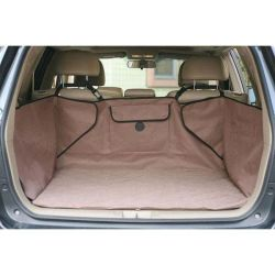 K & H Products Quilted Cargo Area Cover (Choose Color: Tan)