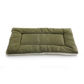 "Pet Dreams Classic Sleep-ezz Pet Bed (Color: Olive, Size: XX-LARGE 48"" x 48"")"