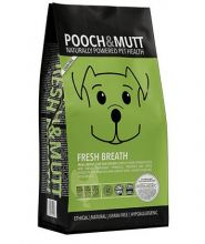 Pooch and Mutt Fresh Breath for Oral Hygeine (Package Size: two(2)kg / 4.4 pounds)