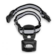 Puplight2 - Dog Safety Light (Color: Black)