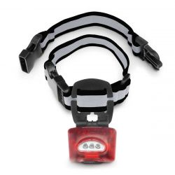 Puplight2 - Dog Safety Light (Color: Red)