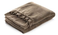 Snuggle Dog Bed (Color: Tan)
