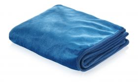 "Snuggle Dog Blanket (Color: Blue, Size: 48"" x 32"")"
