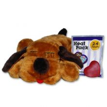Snuggle Puppy Calming Companion (Color: Brown)