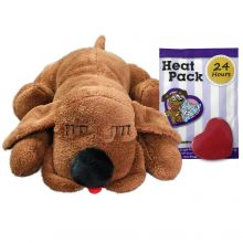 Snuggle Puppy Calming Companion (Color: Chocolate)