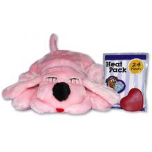 Snuggle Puppy Calming Companion (Color: Pink)