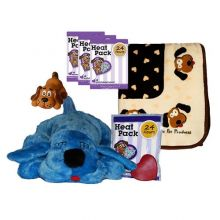 New Puppy Snuggle Starter Kit (Color: Blue)