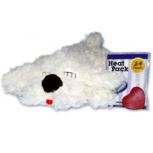 Snuggle Puppy Calming Companion (Color: White)