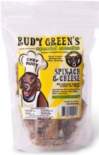 Rudy Green's Special Snacks (Flavor: Spinach and Cheese Snacks)