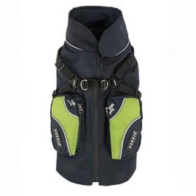 Teton Dog Vest - Puppia (Choose Color: Navy)