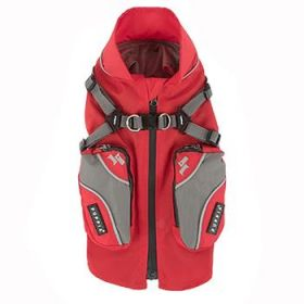 Teton Dog Vest - Puppia (Choose Color: Red)