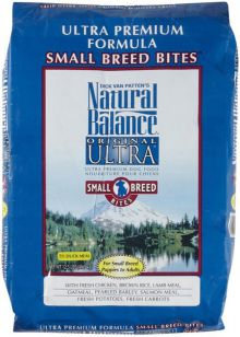 Small Bites Dry Dog Food - Potato and Duck Formula and Ultra Premium Formula (Pound Bag: 5 Lb., Product Flavor: Ultra Premium Small Bites Dry Dog Food)